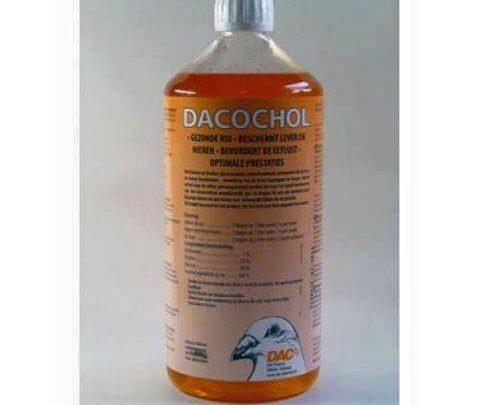 داكو كول السائل السحرى لحيوية الحمام